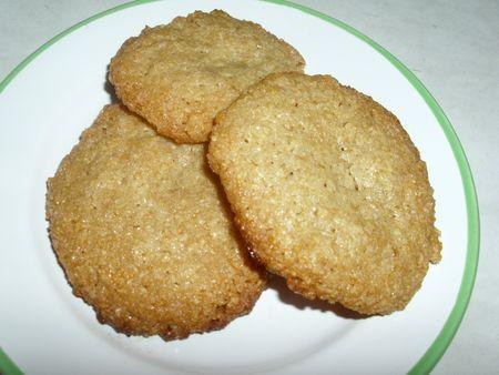 Biscuits A La Poudre D Amandes Sans Gluten Maman De Tribu