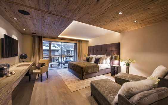 Luxury Ski Chalet Elbrus Zermatt Switzerland Photo 13167