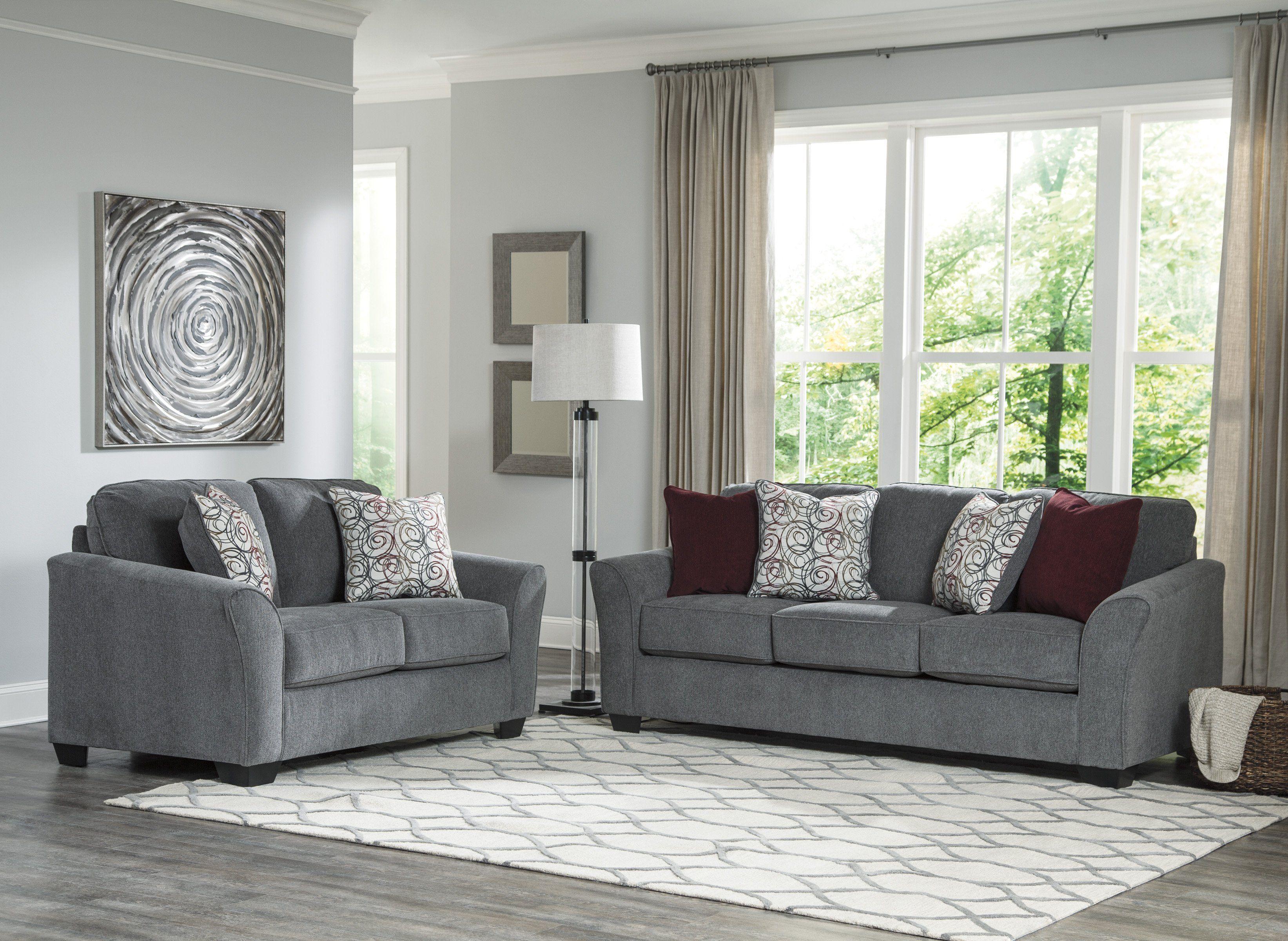 Idelbrook Sofa In 2021 Grey Furniture Living Room Big Lots Furniture Living Room Furniture Collections