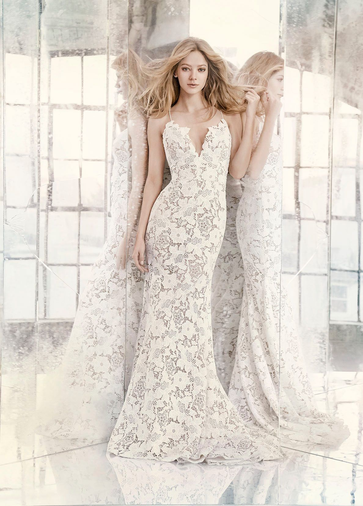 Bridal Gowns and Wedding Dresses by JLM Couture - Style 6606 ...
