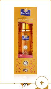 حماية الشعر من الحرارة باستخدام سيروم جوز الهند و الأرغان ومرشحات الأشعة فوق البنفسجية Anti Frizz Products Hair Serum Hair Help