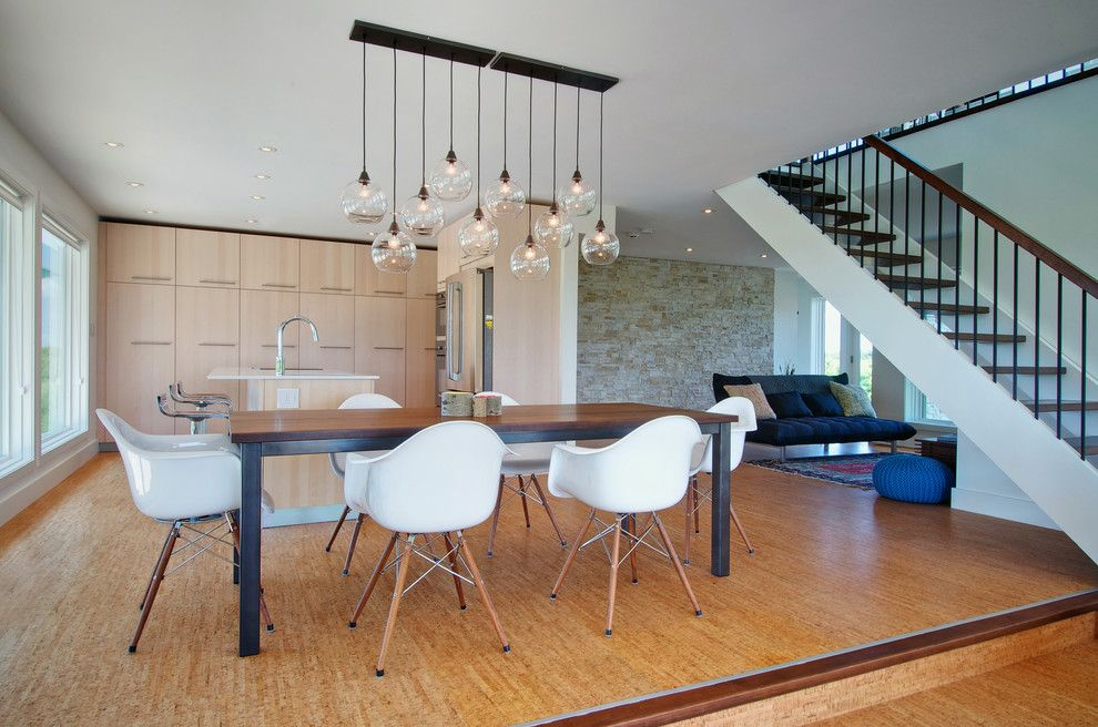 Contemporary Pendant Lighting For Dining Room New Doublependantlightdiningroomcontemporarywithblackdining Review