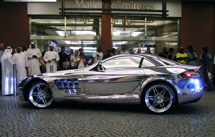 Ordinaire Mercedes Benz White Gold Top 10 Most Expensive Tuned Cars In The World.