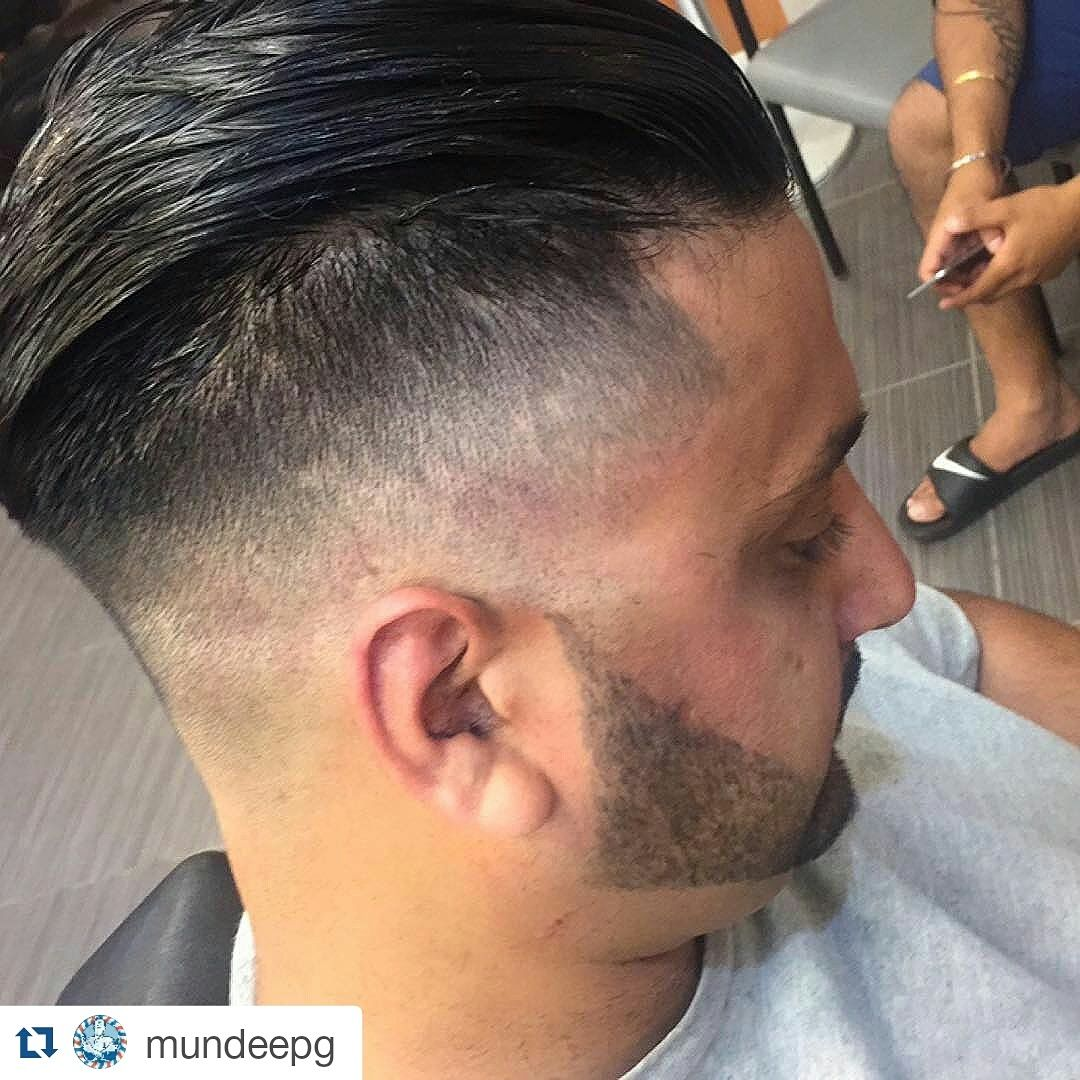 Sharp Faded Undercut By Mundeep At Our Bramalea City Centre