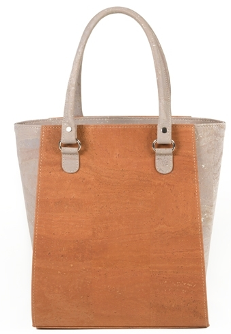 #Handbag LAGOS made of silky smooth #cork #leather | 100% #sustainable & #vegan | CHF 151.00 | free delivery & return within Switzerland