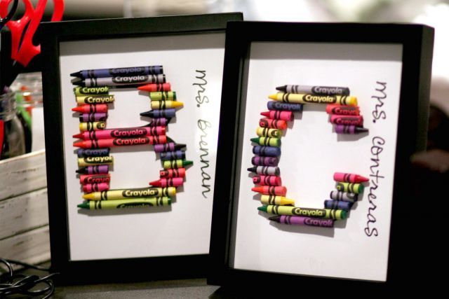 Idée Cadeau Bricolage Bricoler un cadeau pour son enseignant | Cadeau pour enseignant