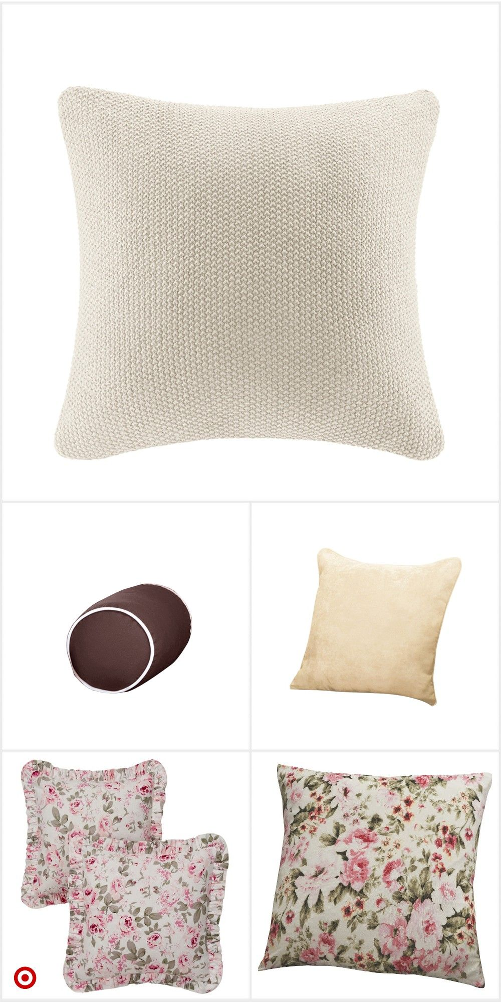 Shop Target for decorative pillow cover you will love at