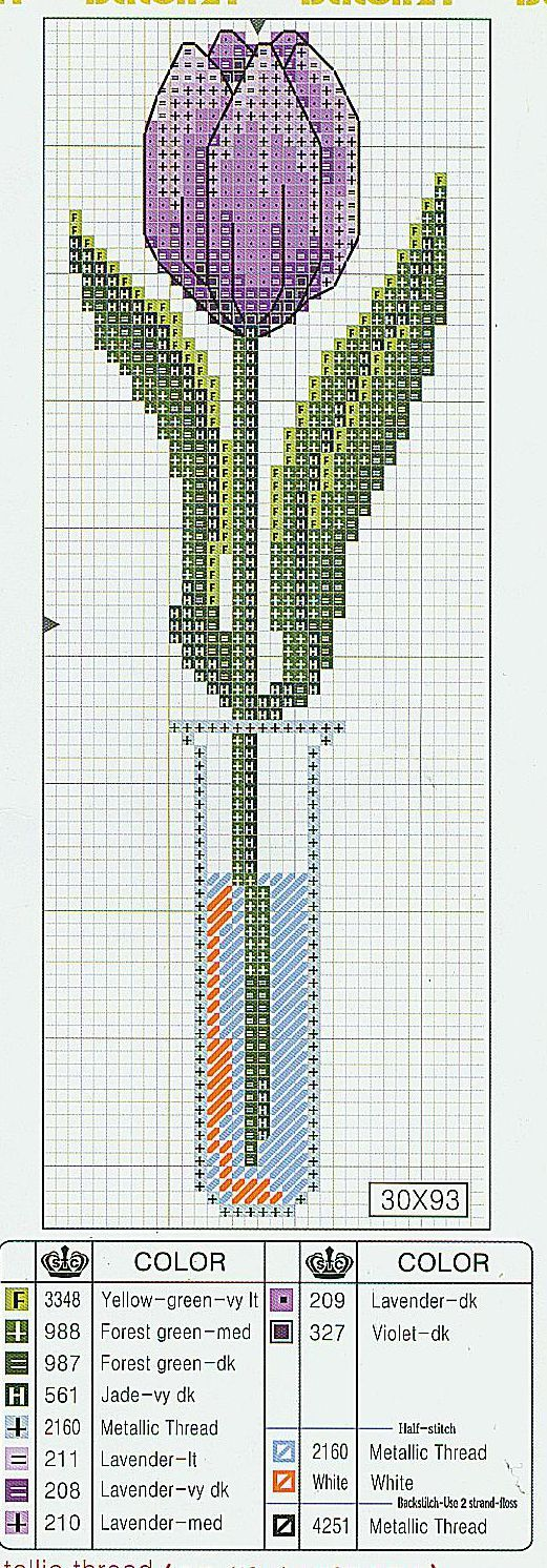 Схемы фенечек крестиком