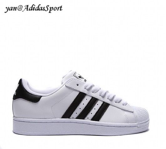 ADIDAS Originals Superstar Sneaker Bianco Grigio