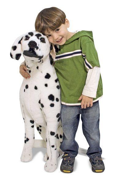 Dalmatian Children Big Plush Toy Dog Giant Stuffed Animals
