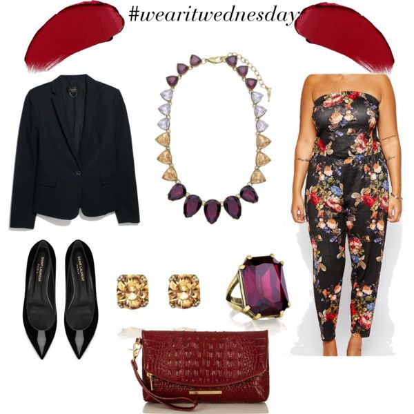 """""""#wearitwednesday"""" by la-guajira on Polyvore #necklace #holiday #style #chloeandisabel #candi #color #code"""