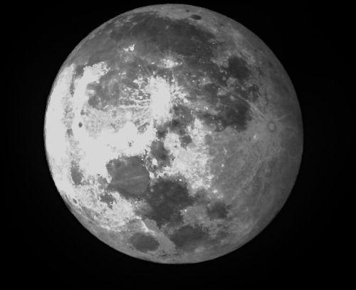 Viste la superluna anoche y te guillaste de fotógrafo? Comparte...
