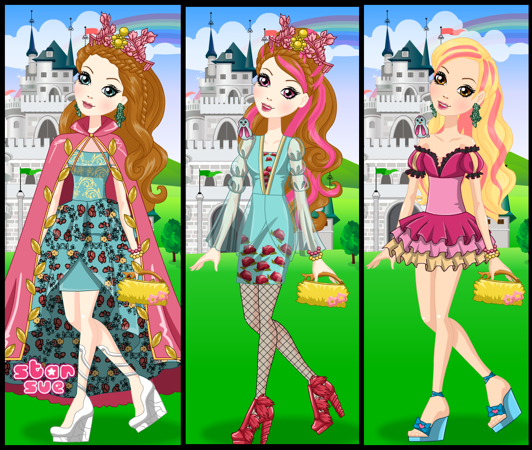 Dress up five nights at freedys - Ever After High Legacy Day Ashlynn Ella Dress Up Game Http Www