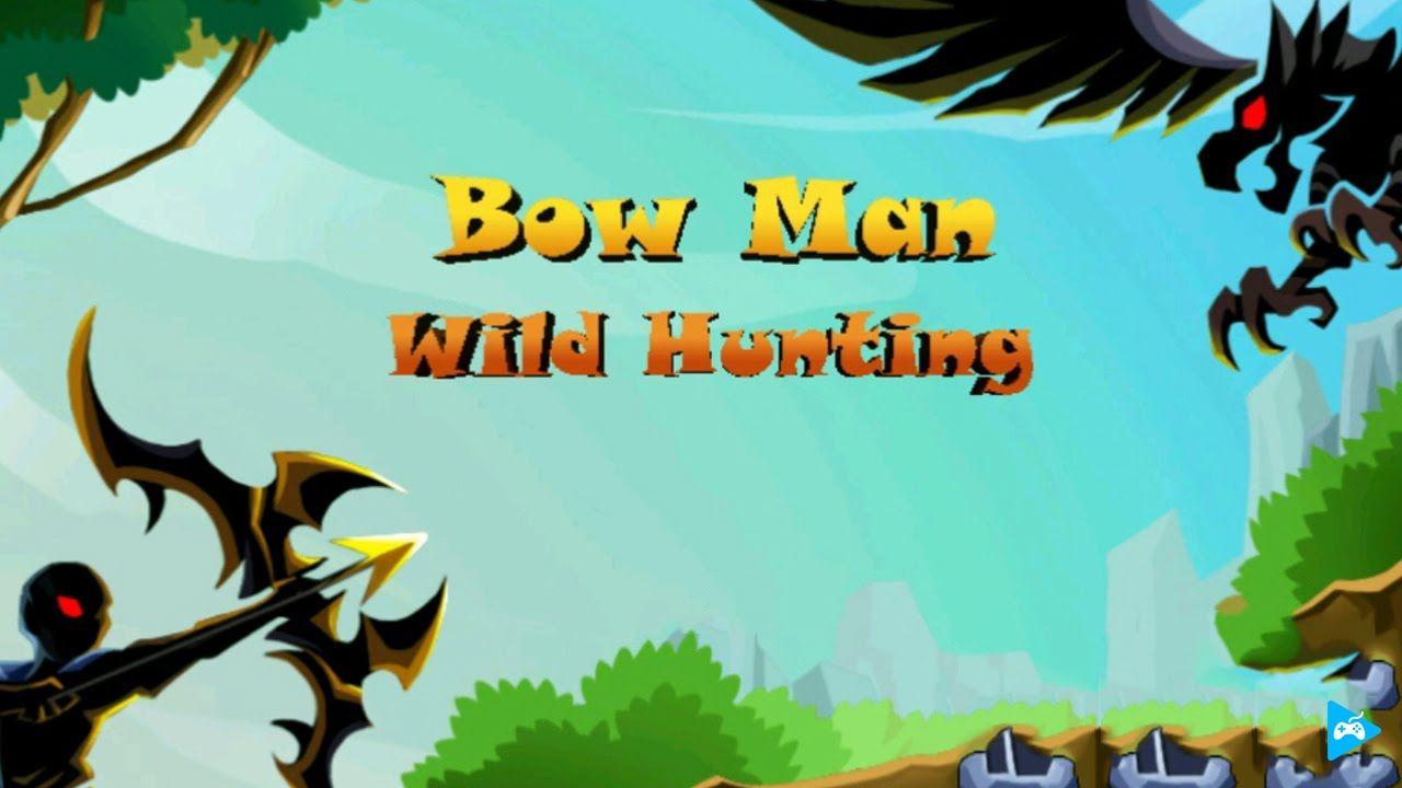 """Bow Man Wild Hunting"" Windows Phone Gameplay! https"
