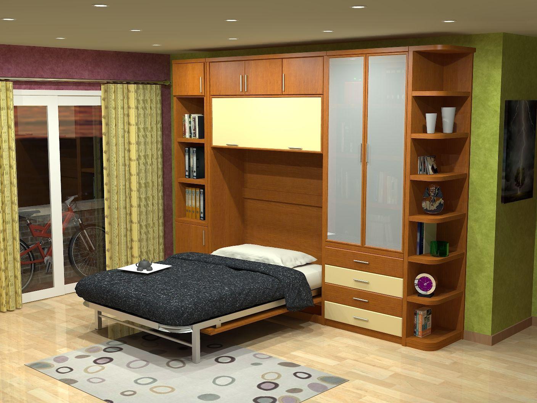 Dormitorios Juveniles Con Cama De Matrimonio Simple Venta Online De