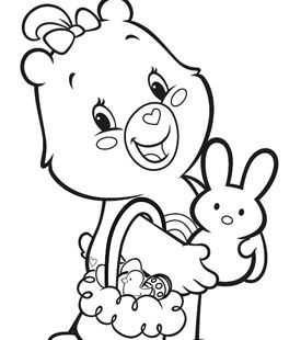 baby care bear coloring pages - Google Search   Bear ...