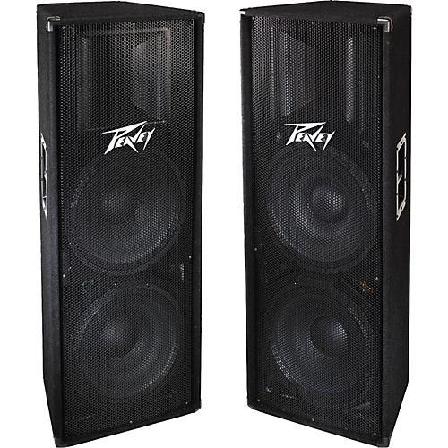 Peavey PV 215 Speaker Pair | Peavey, Speaker, Speaker box designPinterest