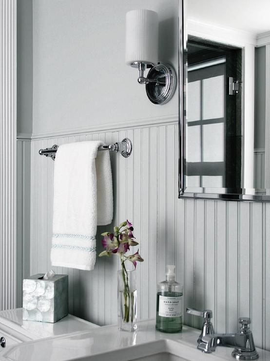 Images On Cozy Cottage Bathroom traditional bathroom los angeles by Courtney Blanton Interiors How to work with blue floors and perhaps a blue tub and a blue