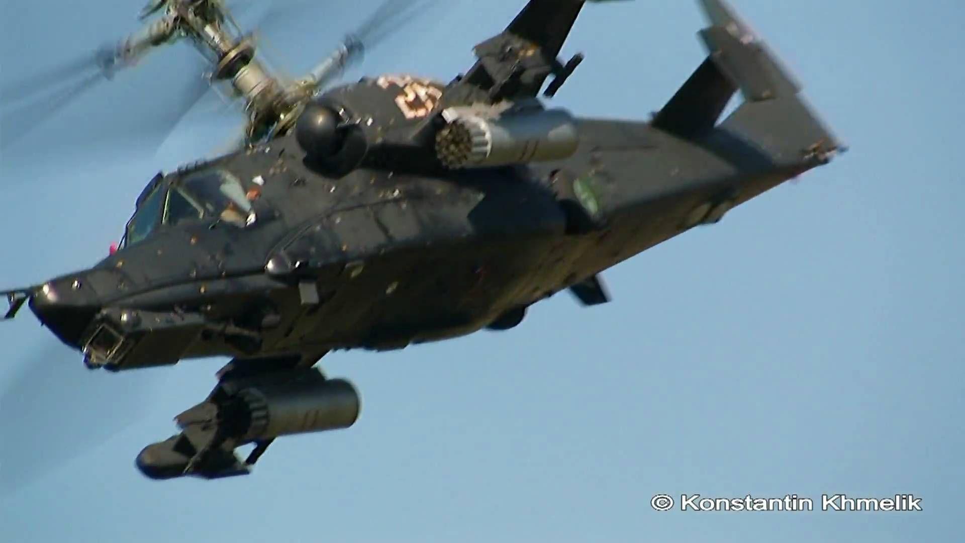Ка-50 Монино 2007 Ka-50 Monino 2007
