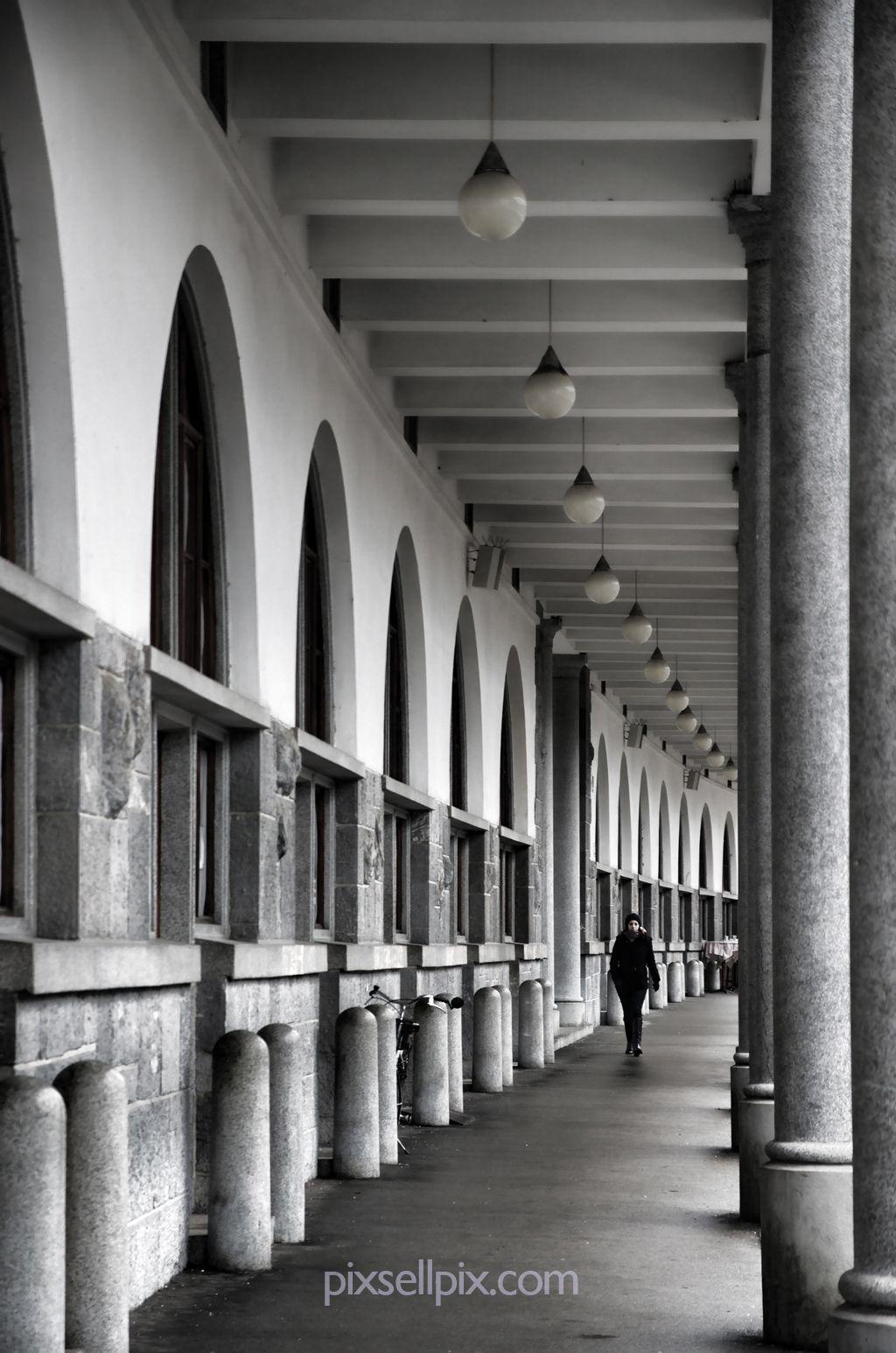 Ljubljana Archways