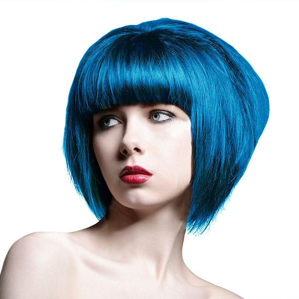 Splat Aqua Rush Long Lasting Hair Colour Kit Blue 12 Liked