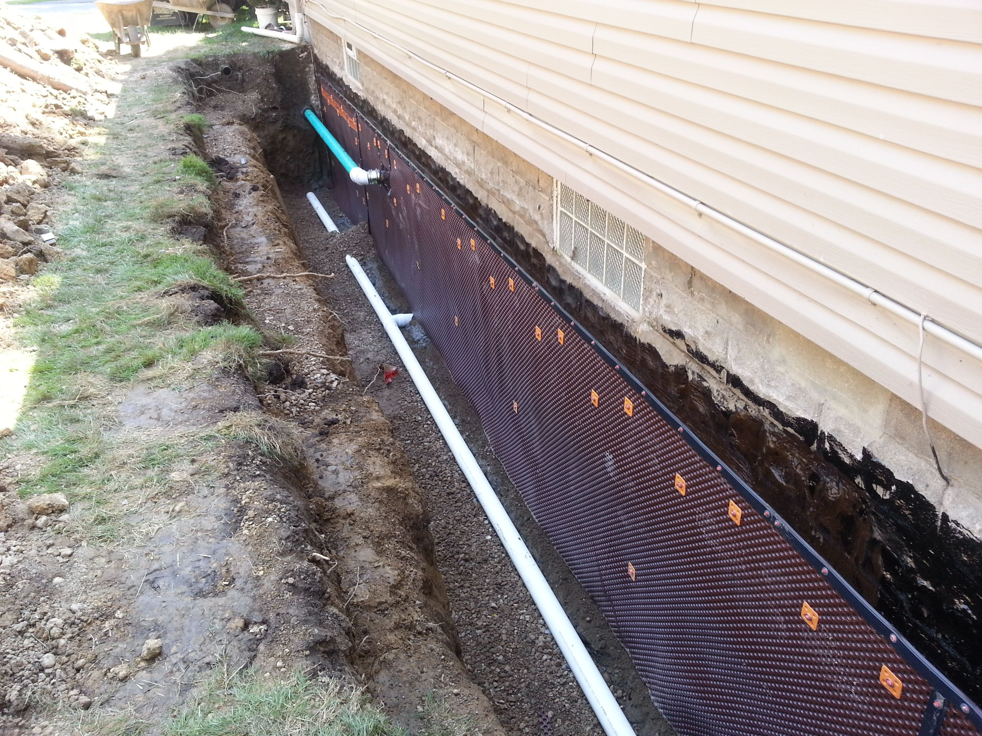 Elegant Pioneer Basement Waterproofing