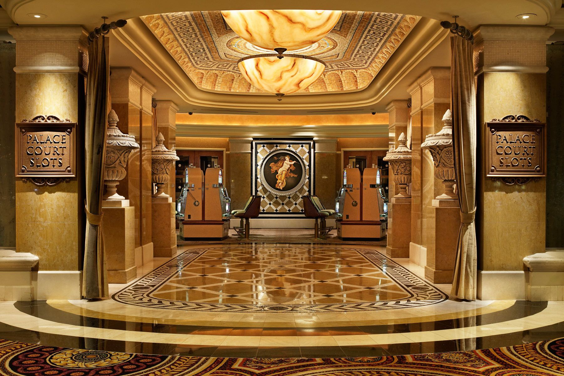 Caesars palace interior google search 39 15 black friday postcard for Interior decorator las vegas nv