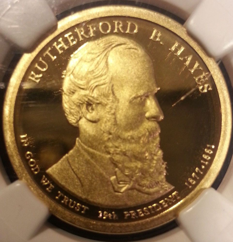 2011 S Ngc Pf69 Rutherford B Hayes Dollar Proof Ultra Cameo Early Release Mint Rutherford B Hayes Hayes Dollar Coin
