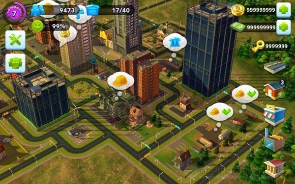 Image result for Simcity Buildit Hack