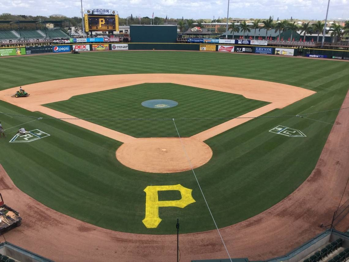 Pittsburgh Pirates and their affiliate minor league team