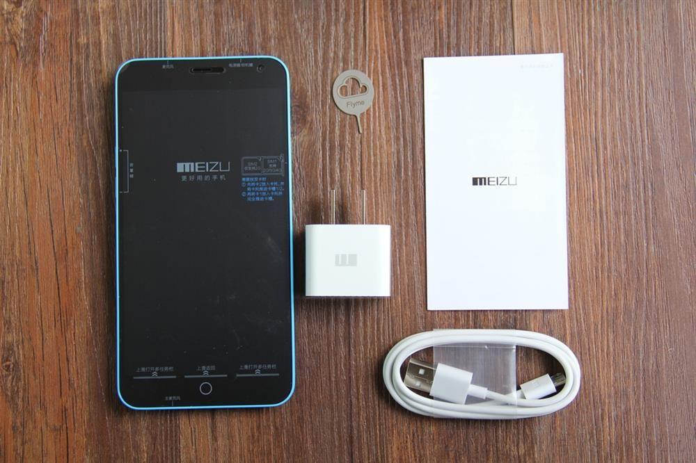 Meizu M1 Note, phablet di Meizu che dovrebbe avere l'estetica del MX4 Pro e del iPhone 5C, dichiarato più volte la somiglianza, è uno smartphone che pur