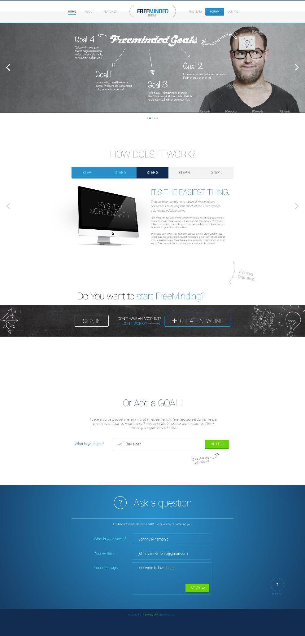 10 Freie Photoshop Psd Website Templates Frisch Inspiriert Web