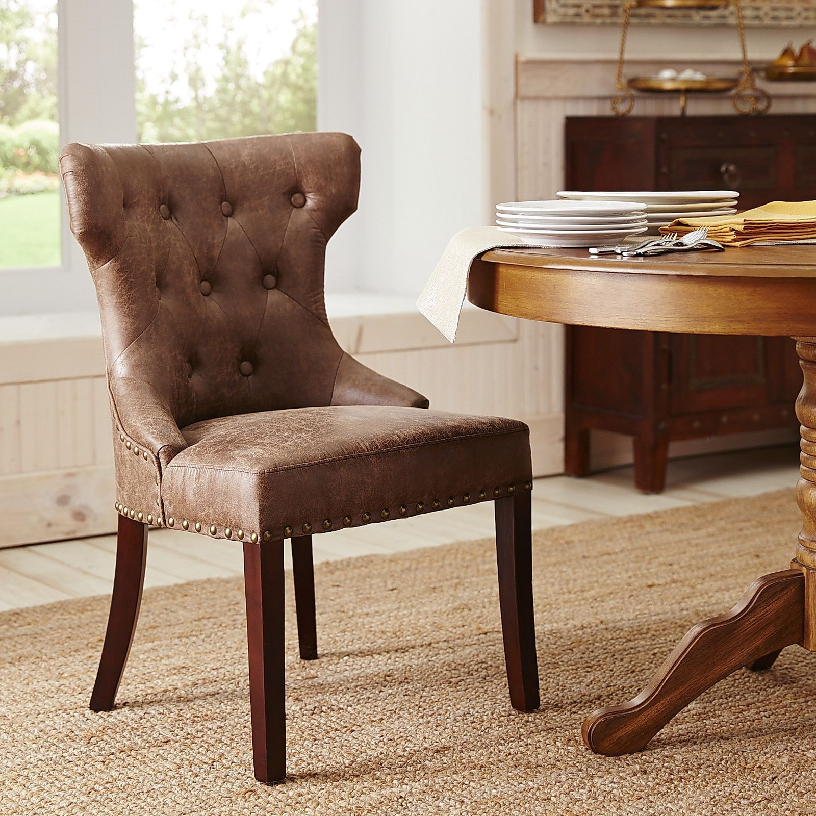 Hourglass Dining Chair   Espresso | Pier 1 Imports
