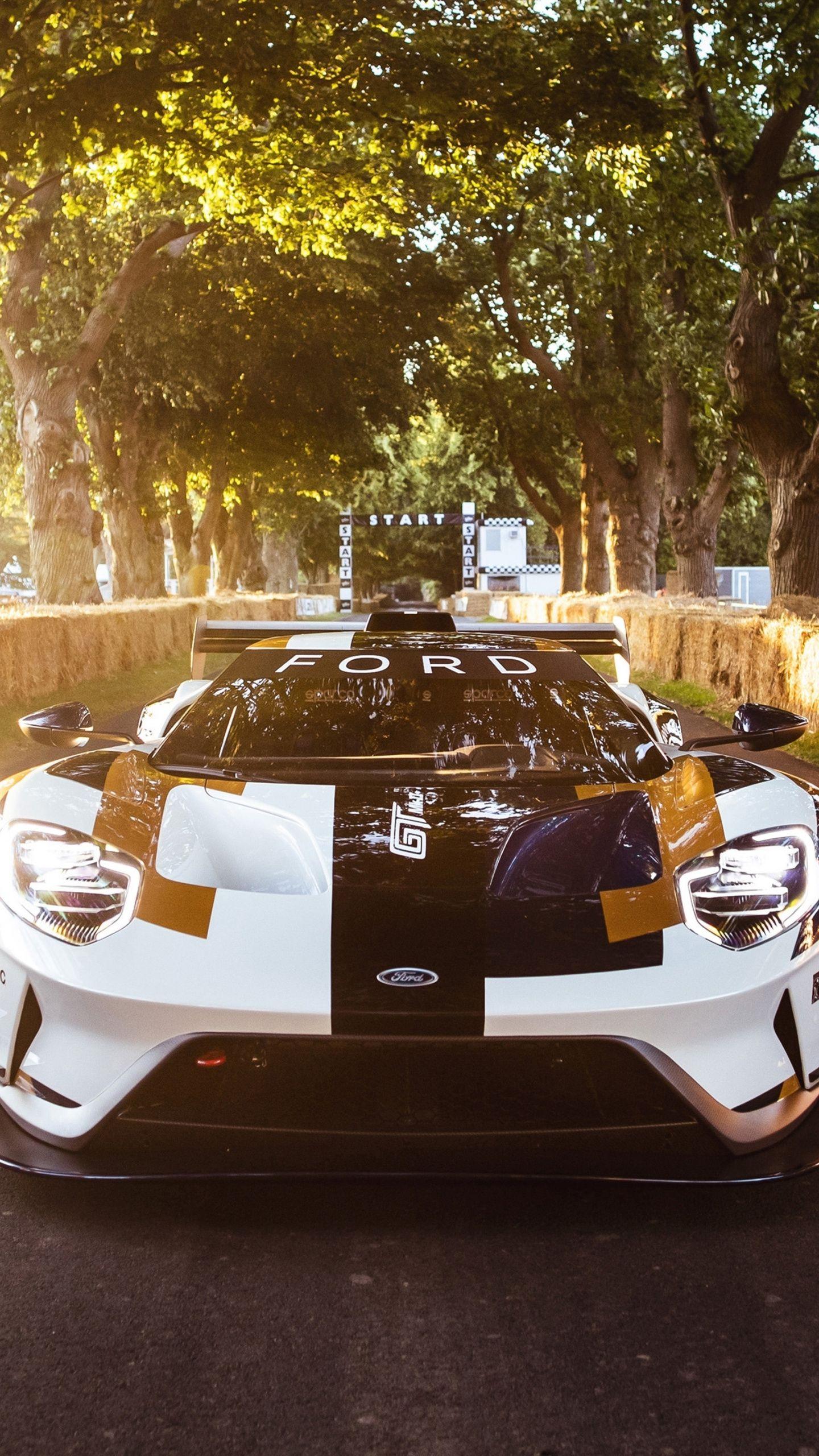 1440x2560 Ford Gt Mk Ii Car Wallpaper Ford Gt Dream Cars Jeep Super Cars