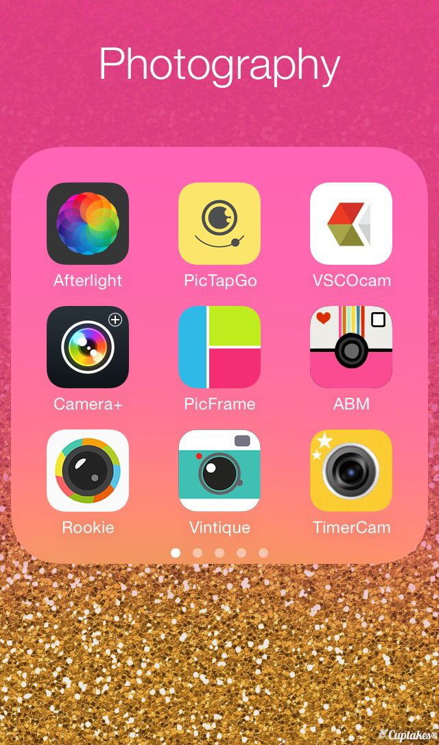 Must-have iPhone photography apps! Afterlight, PicTapGo, VSCOcam