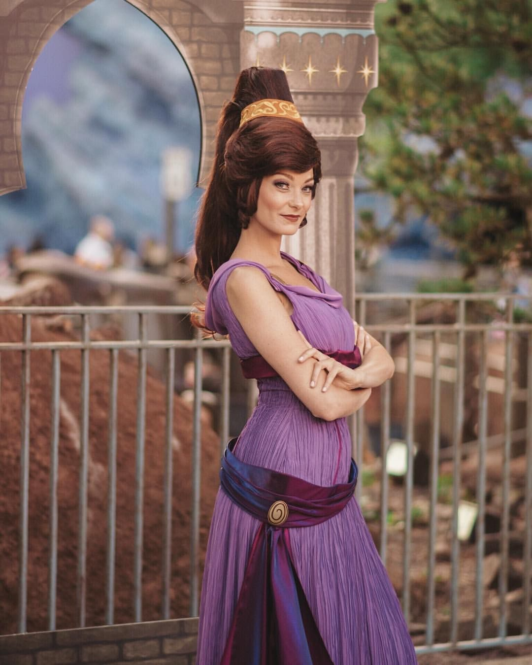 Megara Disney Costumes Disney Face Characters Megara Disney