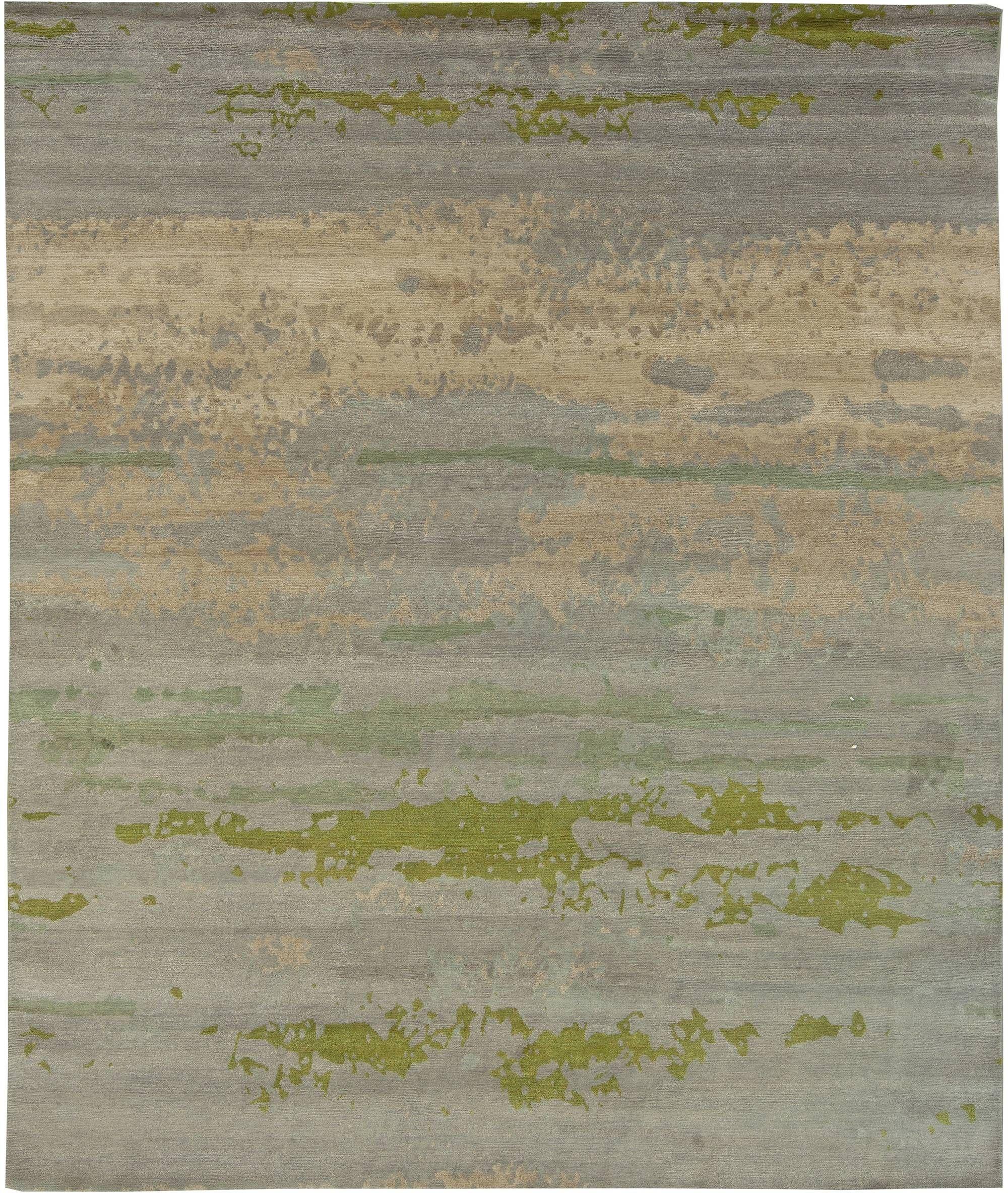 Contemporary Tibetan Rug N11233 By Doris Leslie Blau