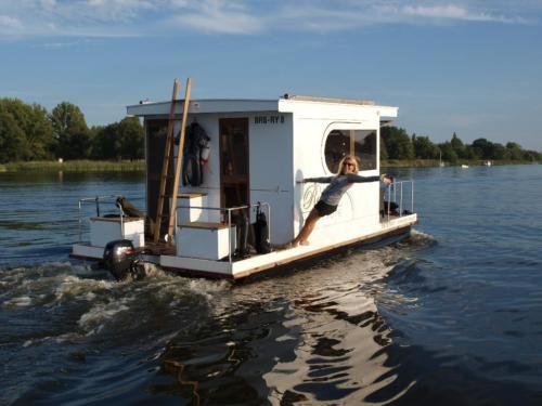 Hausboot das neue rollyflo 2 0 in brandenburg for Ebay kleinanzeigen haus mieten