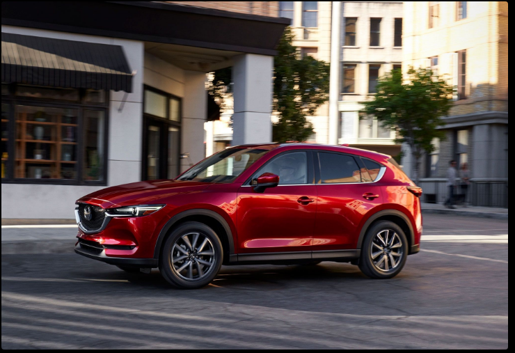 the 2018 mazda cx 5 offers outstanding style and technology both