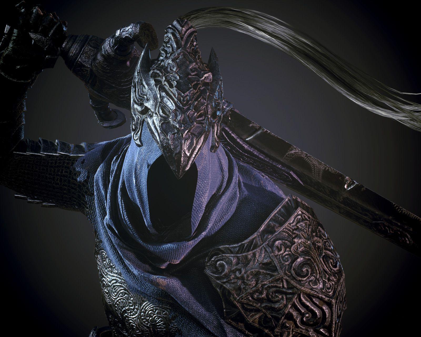 Artorias, The Abyss Walker - Dark Souls, Raul Alves on ArtStation at…