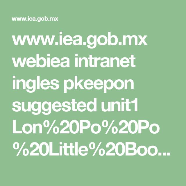 www.iea.gob.mx webiea intranet ingles pkeepon suggested unit1 Lon%20Po%20Po%20Little%20Book.pdf