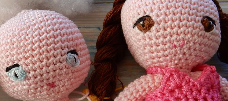 Welcome to episode one of my latest crochet-a-long! for my Amigurumi ...