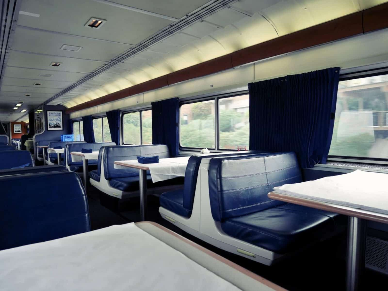 The Empire Builder: my top tips for taking the Amtrak train