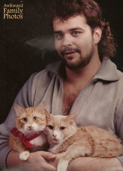 Awkward Glamour Shots The Magnet Dad Crazy Cat People