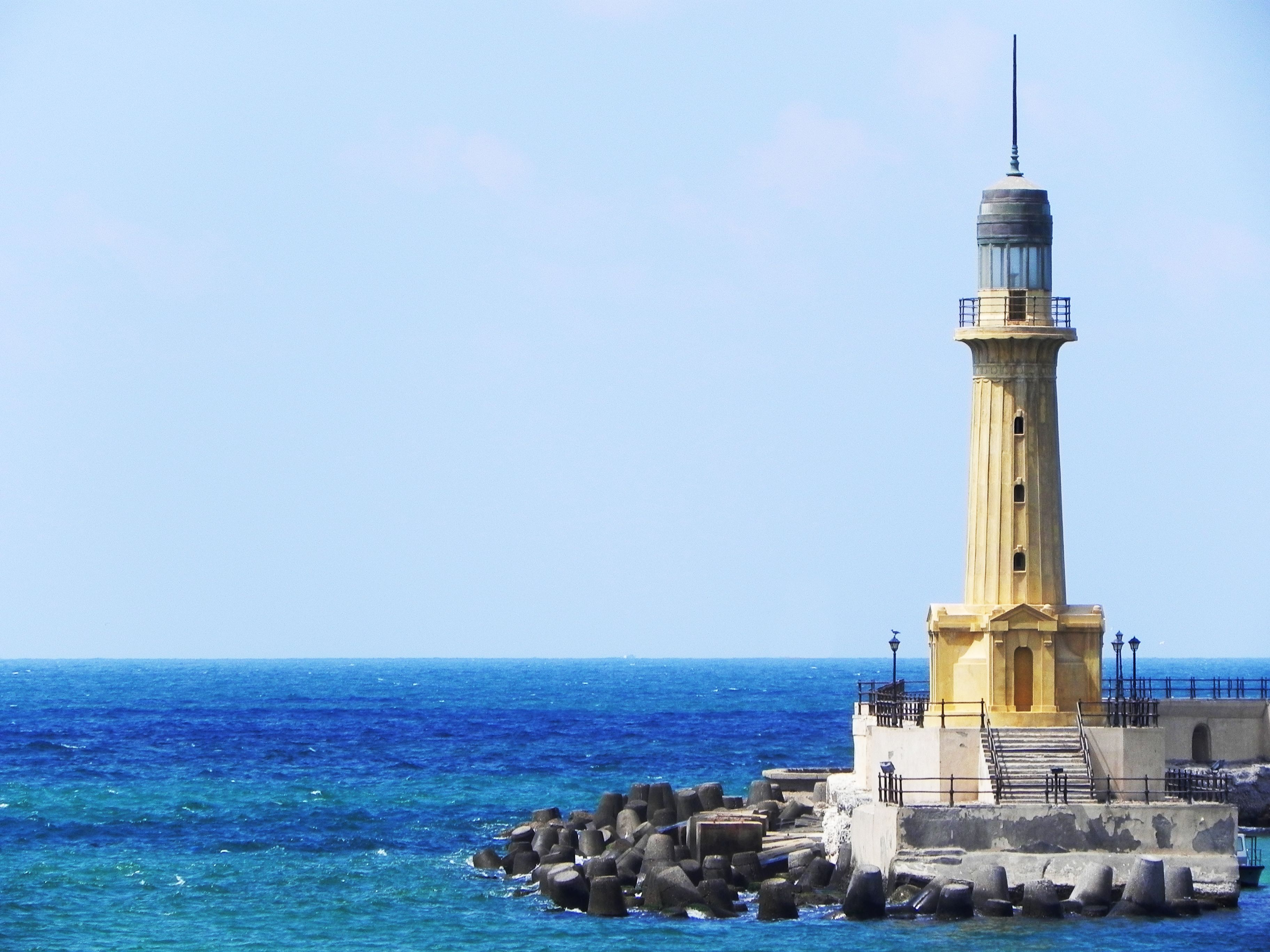 Lighthouse-of-Alexandria-Montazah-Egypt | Wonders Of This World ...