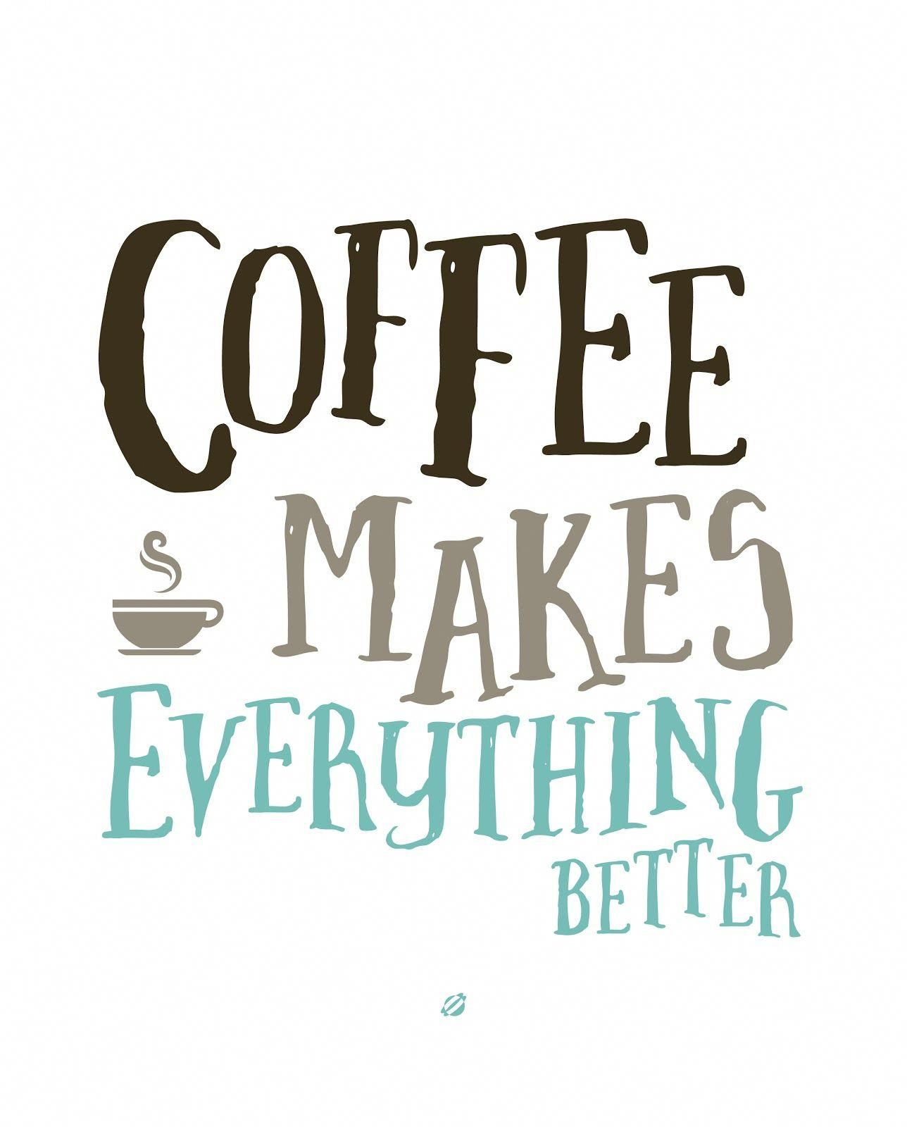 picture about Printable Community Coffee Coupons named LostBumblebee @ 2014 Espresso Can make Every little thing Far better Absolutely free