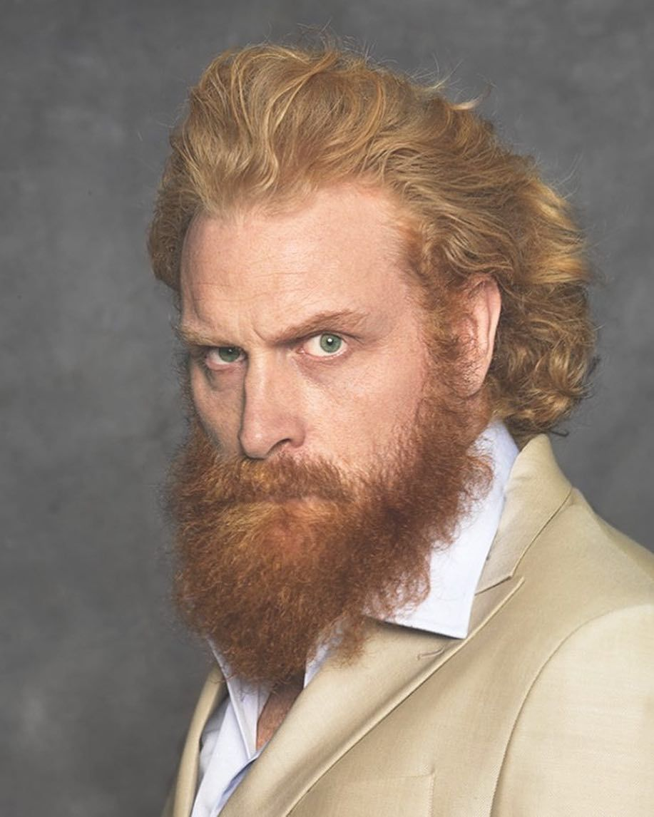 5 461 Likes 34 Comments Game Of Thrones Asoiaf Asongofice On Instagram Looking Very Serious Red Hair Men Portrait Portrait Inspiration