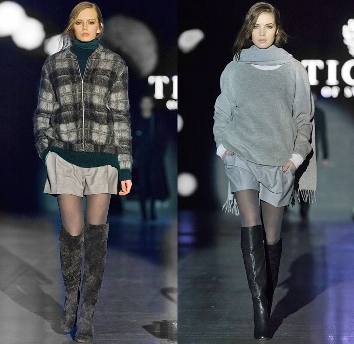 Sweden Winter Fashion: Tiger Of Sweden 2014-2015 Fall Autumn Winter Womens Runway