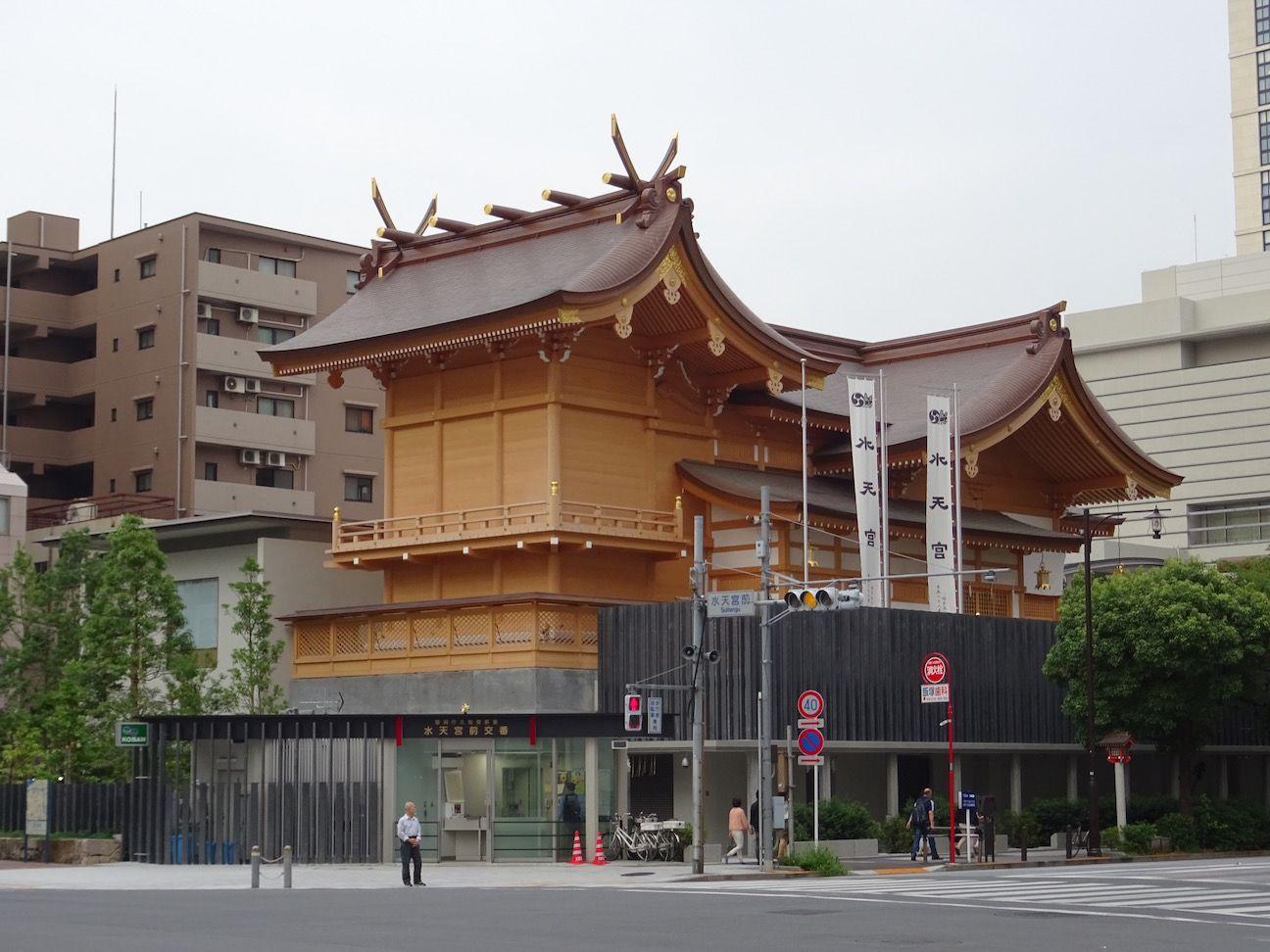 Suitengu. 水天宮. http://www.suitengu.or.jp/