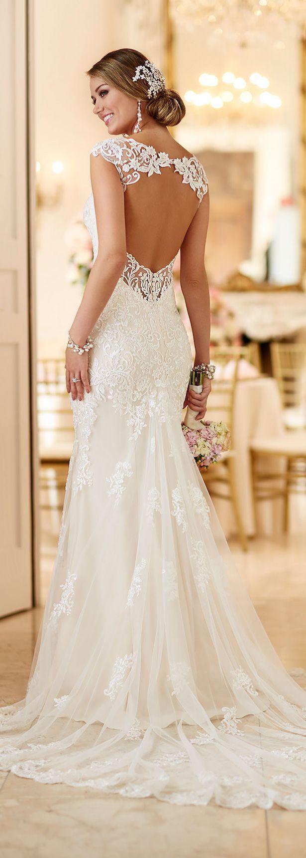 wedding dresses lace best photos - wedding dresses - http://cuteweddingideas.com